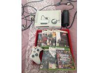 Xbox console x2 plus accessories
