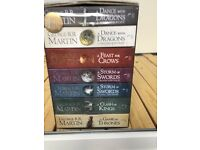 A Game of Thrones Box Set 7 Volumes
