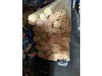 New timber quadrant beeding 2.4 metres