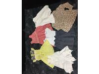 Girls clothes bundle 3/4 years