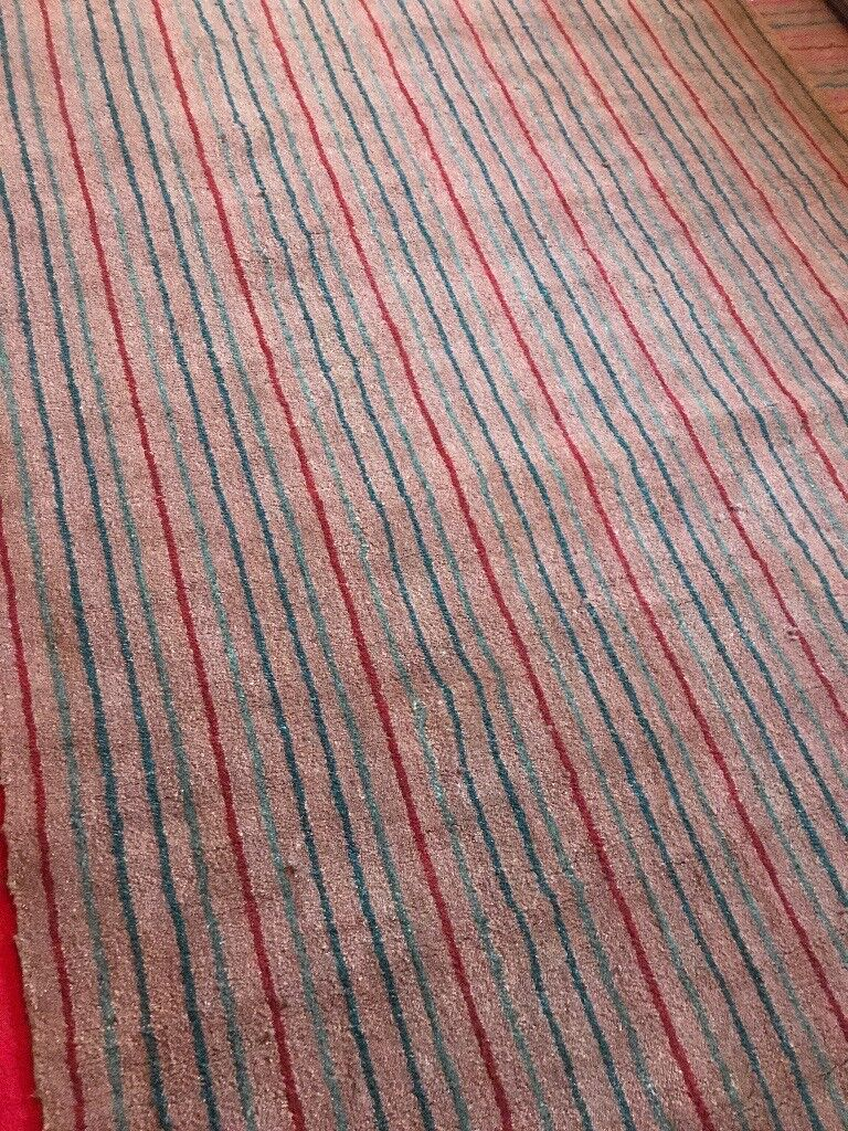 Giant size Indian Hand knotted Wool Rug 10ft