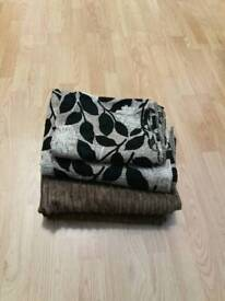 Upholstery Fabric Bundle flower & Jumbo Cord