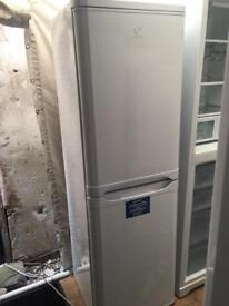 BEKO white good looking frost free A-class fridge freezer cheap