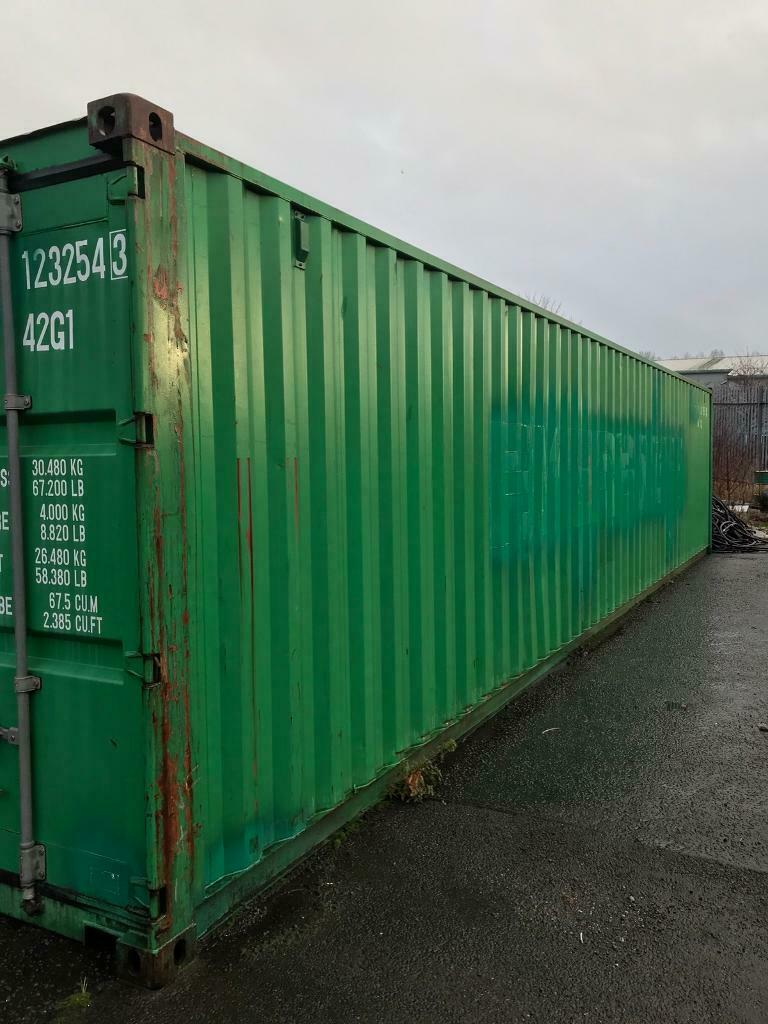 40ft container for sale | in Bellshill, North Lanarkshire ...