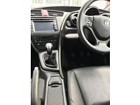 2012 Honda Civic I-VTEC SE-T 1.4
