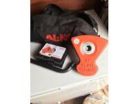 Alko wheel lock no 33