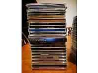 100 CD's