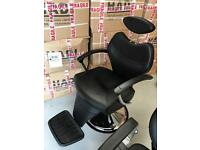 Barber Chair Salon Hydraulic Recline Beauty Spa Shampoo Black BX-2661,more than 100 available new
