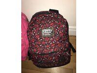 Superdry School bag