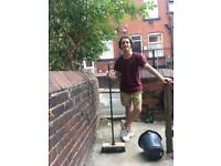Garden maintenance and odd jobs