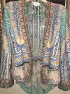Camilla Franks Topkapi Sky Jacket Size 3 $599 Canning Vale Canning Area Preview