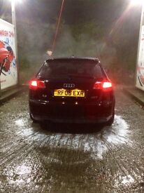 Audi a3 2.0T s-line sportback (dsg)