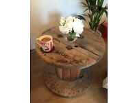 Coffee Table, Urban Industrial living room feature piece