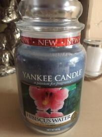 Yankee Candle - Hibiscus Water