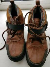 Size 4 all weather walking boots