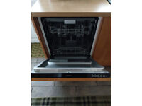 Kenwood KID60B14 Integrated Dishwasher