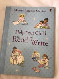 Usborne Help Your Child Read Write