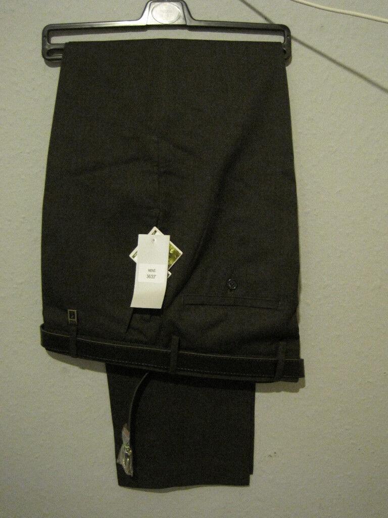 Joblot of 250 Mens Suit Trousers