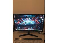"SAMSUNG 24"" Curved Full HD Monitor"