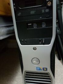 Windows 10 Home FULL - Dell T5500 Workstation 24GB Memory