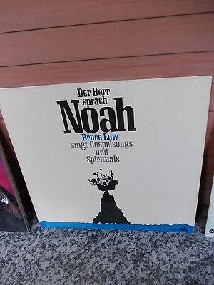 Der Herr sprach Noah, eine Schallplatte