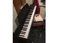 kawai electric piano cl25 weighted keys - unwanted gift