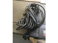 Iec to Xlr cables 5