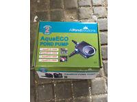 AuquaECO 8000 L/H Pond Pump