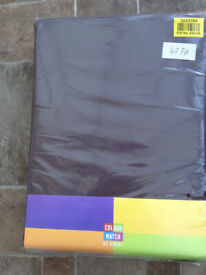 Brown Thermal BlackOut Pencil Pleat with 100% Acrylic Coating Brand new 66x90 Will POst