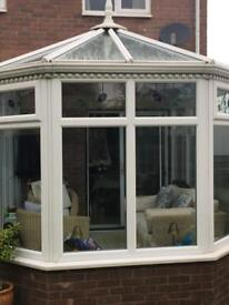 Anglian conservatory 3.2metres x 2.7