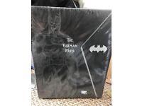 Batman books for sale, batman files, art of the dark knight, joker etc