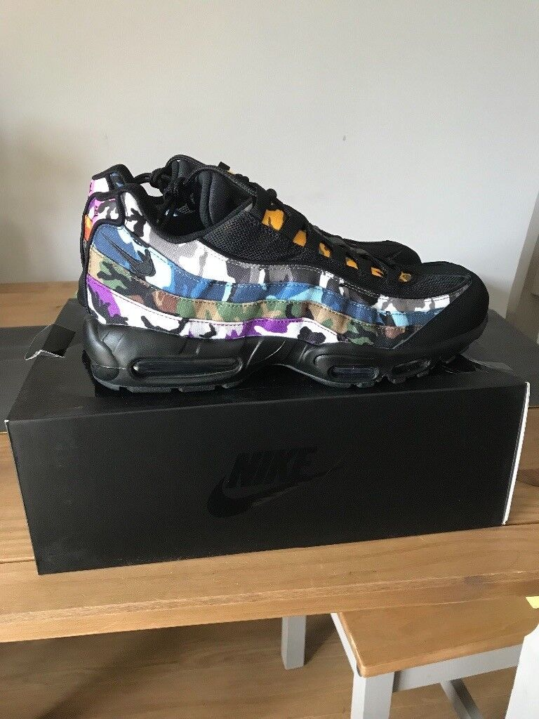 Nike Air Max 95 ERDL Party - Limited Edition! Size 11  e359081cb