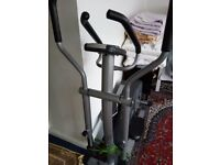 Elliptical (£180 OBO) Exercise Machine Platinum York Fitness Like new