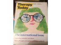 Therapy today bacp approved