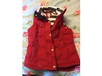 Joules body warmer/ Gillet