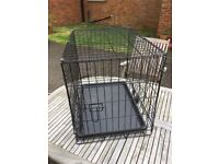 Collapsable Dog Crate in Great Condition