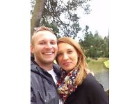 Working couple looking for the house/flat (1/2 bedroom) for long term Luton, Dustable, countryside