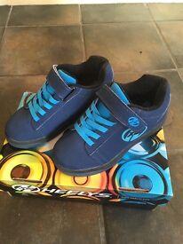 Heelys X2 Dual Up Size 2