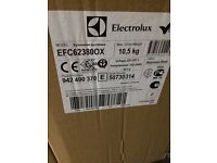 NEW - Electrolux EFC62380OX 60cm Chimney Cooker Hood Stainless Steel -BARGAIN PRICE £100