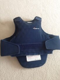 Girls Body Protector Horse Riding