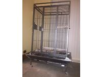 Nearly new cage for sale