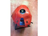 Ducati Monster tank cover