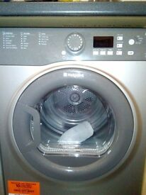 Hotpoint vented tumble dryer 6 months old