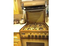 LEISURE LAUREAT 2 Gas Cooker Eye level grill for sale