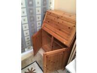 Pine bureau/desk
