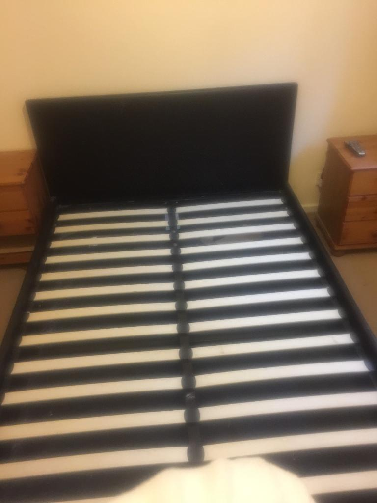 Bed 3/4