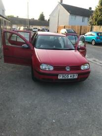 VW GOLF 1.9 sdi