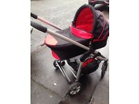 Popular iCandy Pram/Buggy for Quick Sale - possible delivery option within 3mile radius