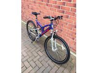 SALCANO MOUNTAIN BIKE 26""
