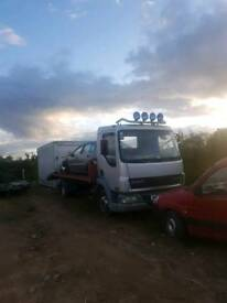 Daf lf 45 breaking for parts